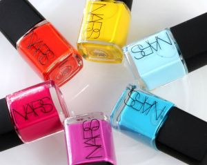 Nars 2012 nail polish collection
