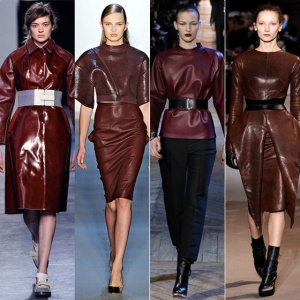 Oxblood Leather 2012