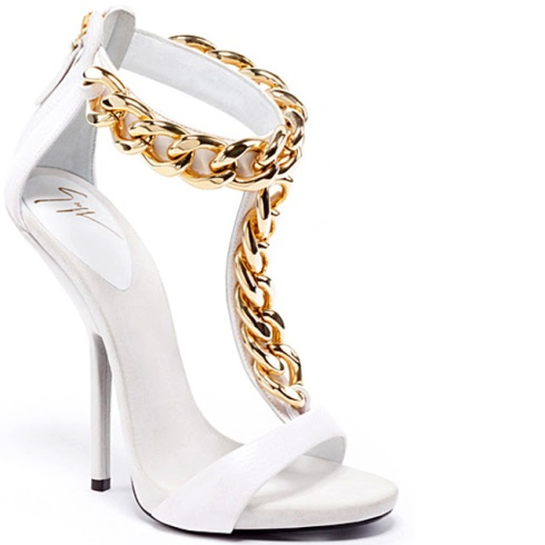 A MUSTHAVE for Spring 2013! Can you say WHITE HOT!