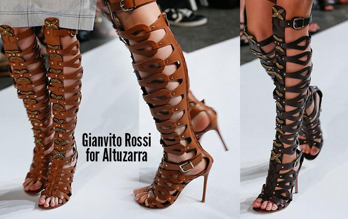 Gladiator Heels | Miss Monét
