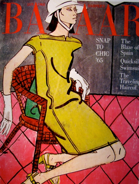 The January 1965 cover.