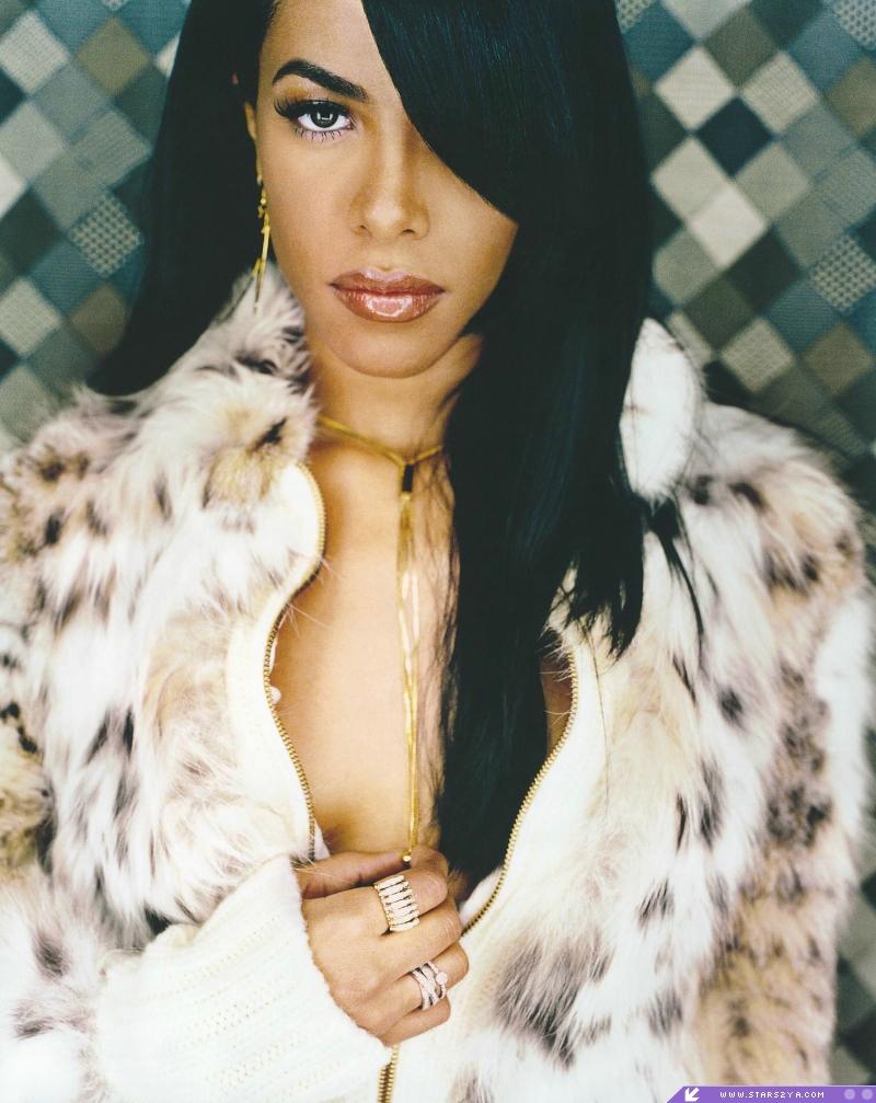 Aaliyah Nude Photos 63