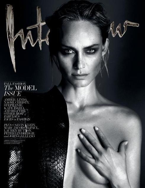 Amber Valletta Interview September 2013.