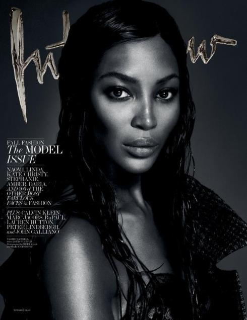 Naomi Campbell Interview 2013.
