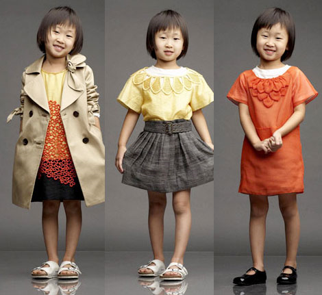 3.1 Phillip Lim Spring/Summer Childrenswear 2008